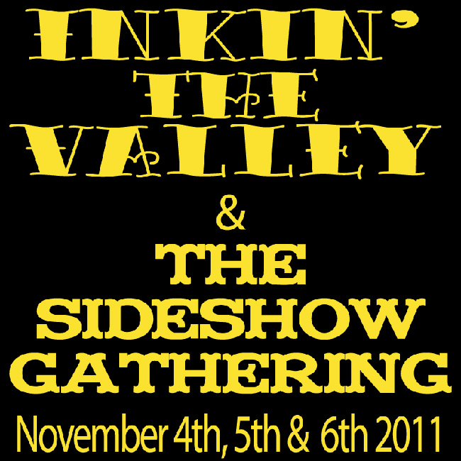 10th Annual Sideshow Gathering at Inkin' the Valley